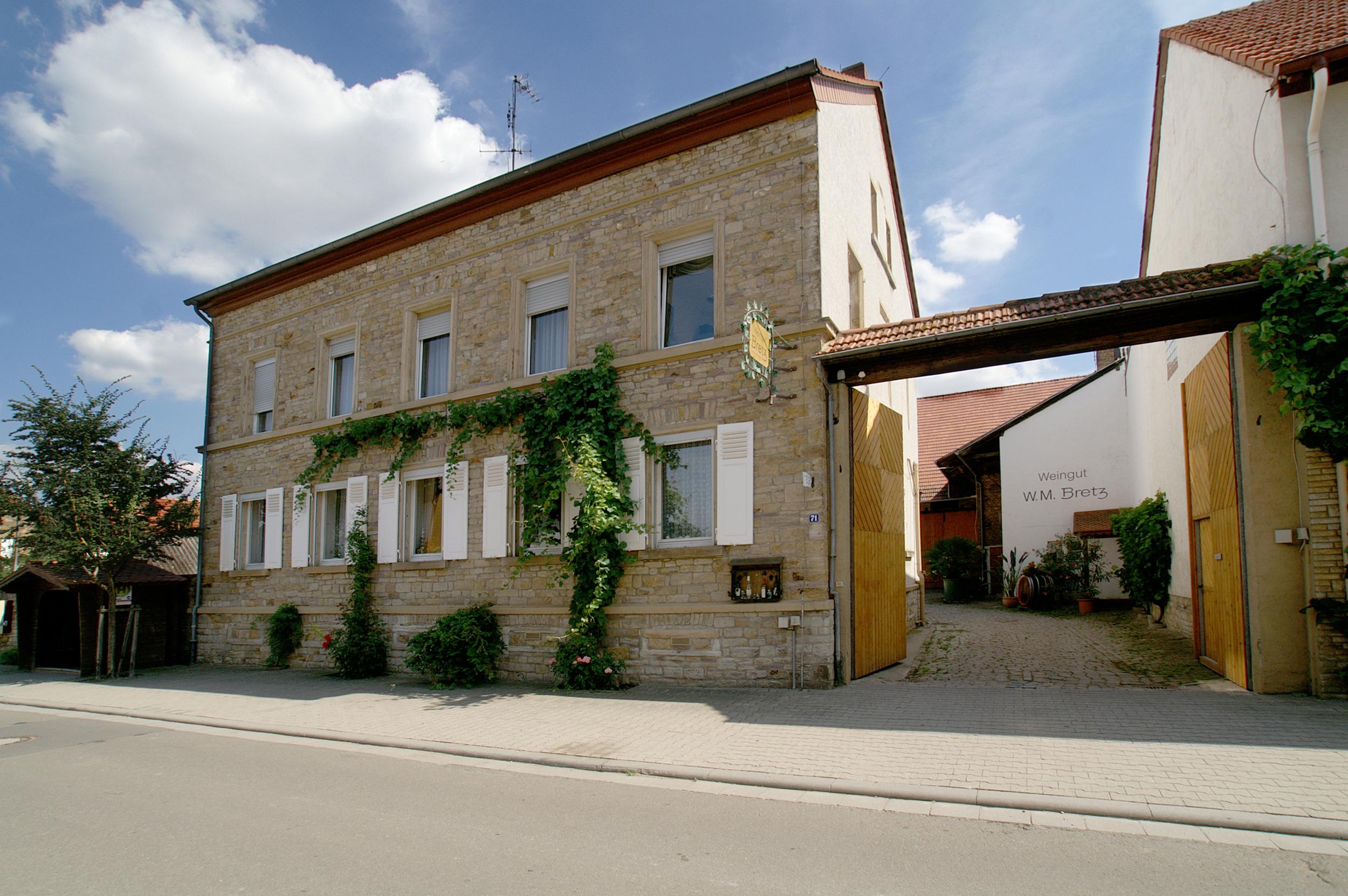 Weingut-Bretz-Haus